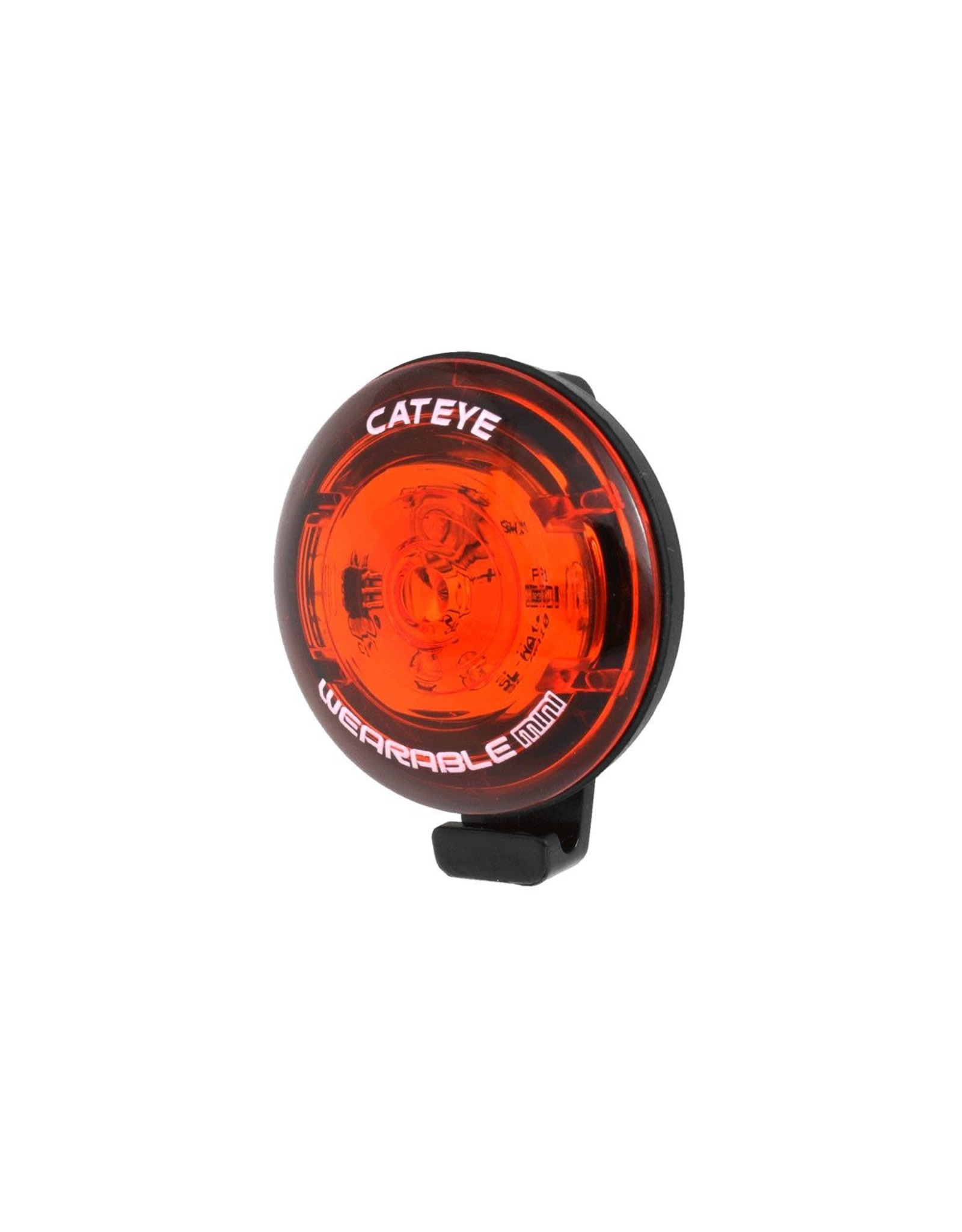 Cateye Rear Light Wearable Mini
