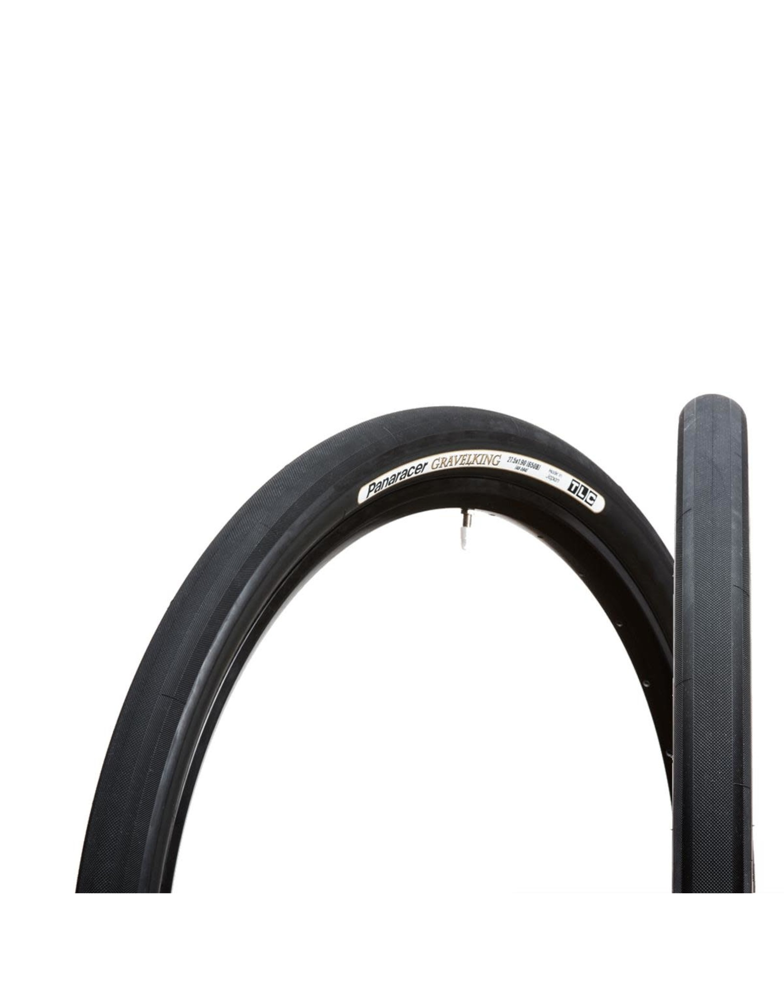 Panaracer Tyre Gravelking Fld Black 700 x 35