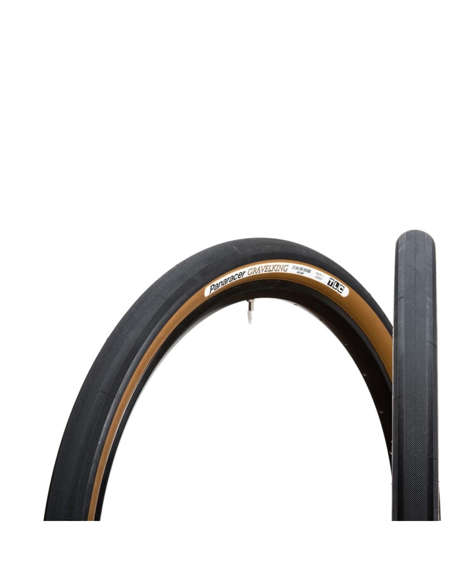 Panaracer Tyre Gravelking Fld Brn 700 x 38