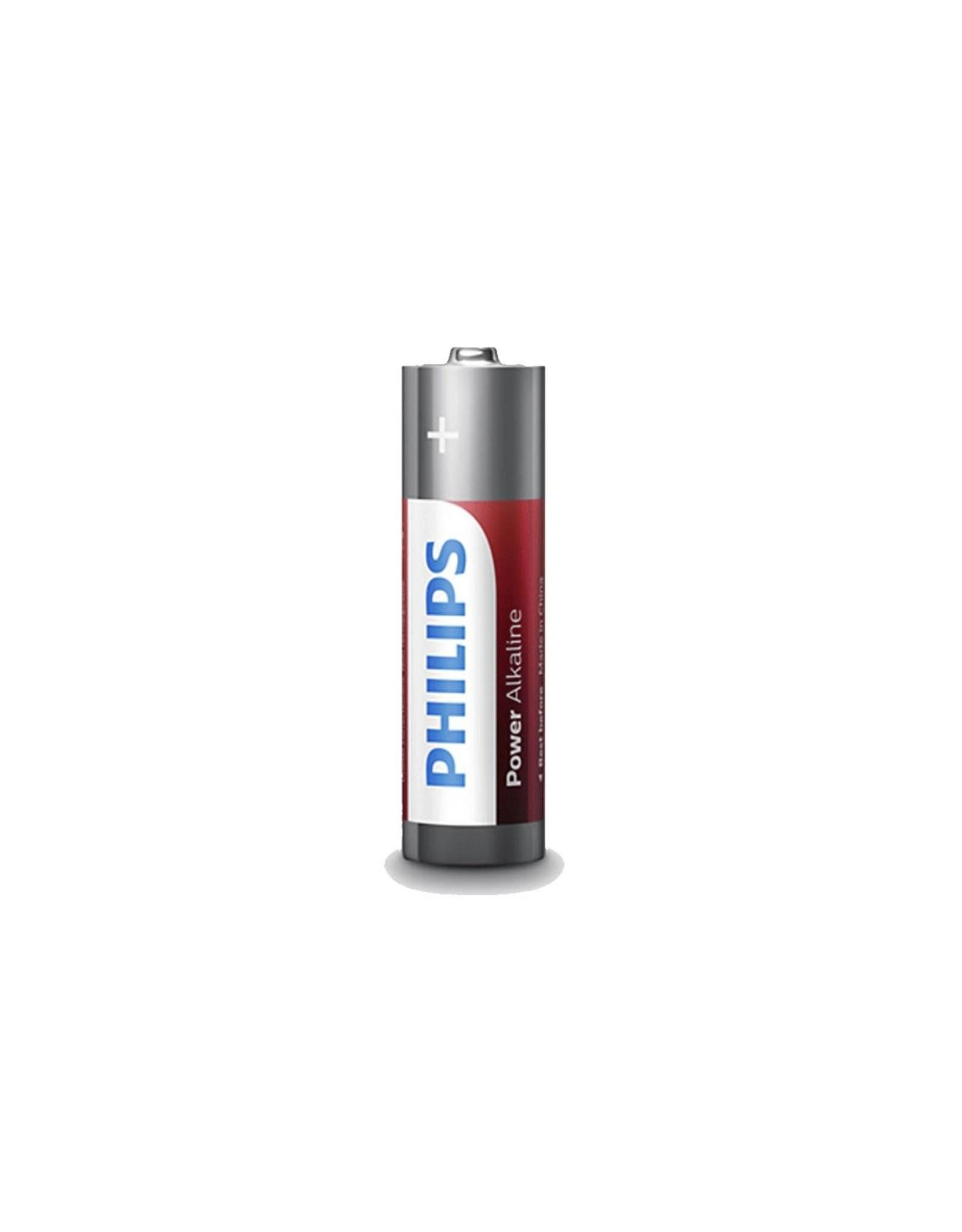 Philips Batteries Powerlife AA x4