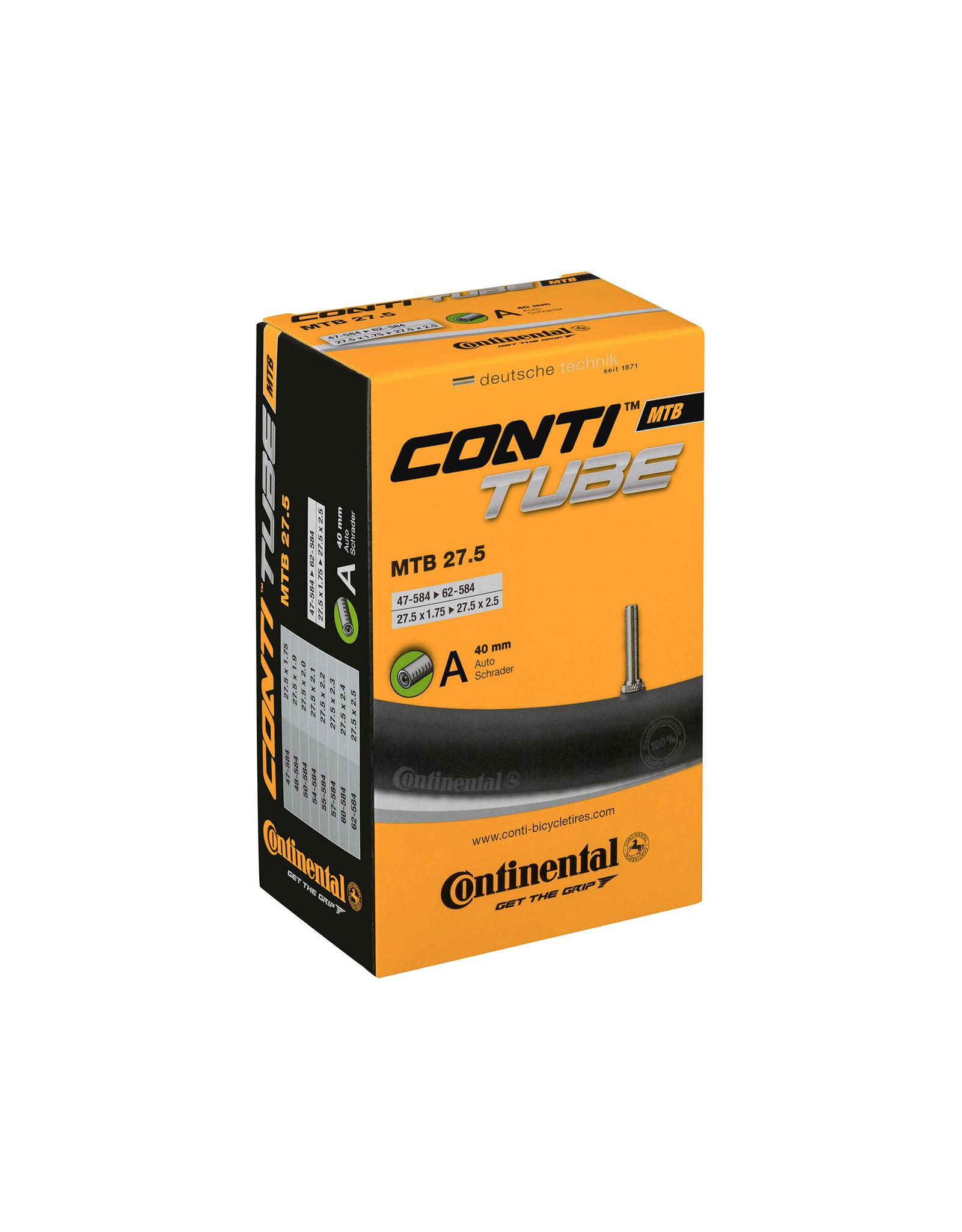 Continental Inner Tube Schrader MTB 27.5 x 1.75-2.40