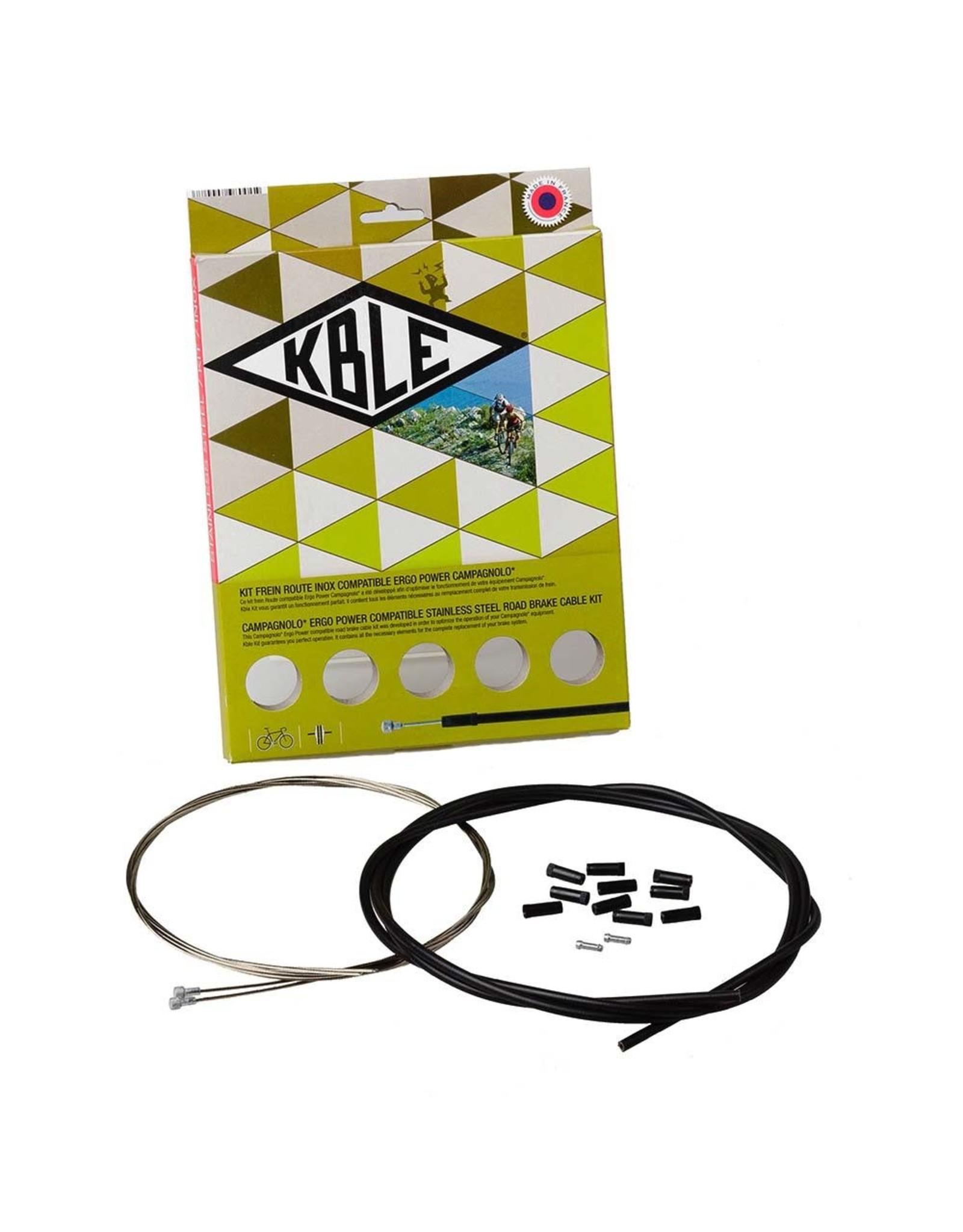 Kble Brake Cable Set Road Campagnolo