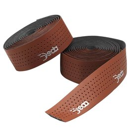 Deda Handlebar Tape Leather Look Brown