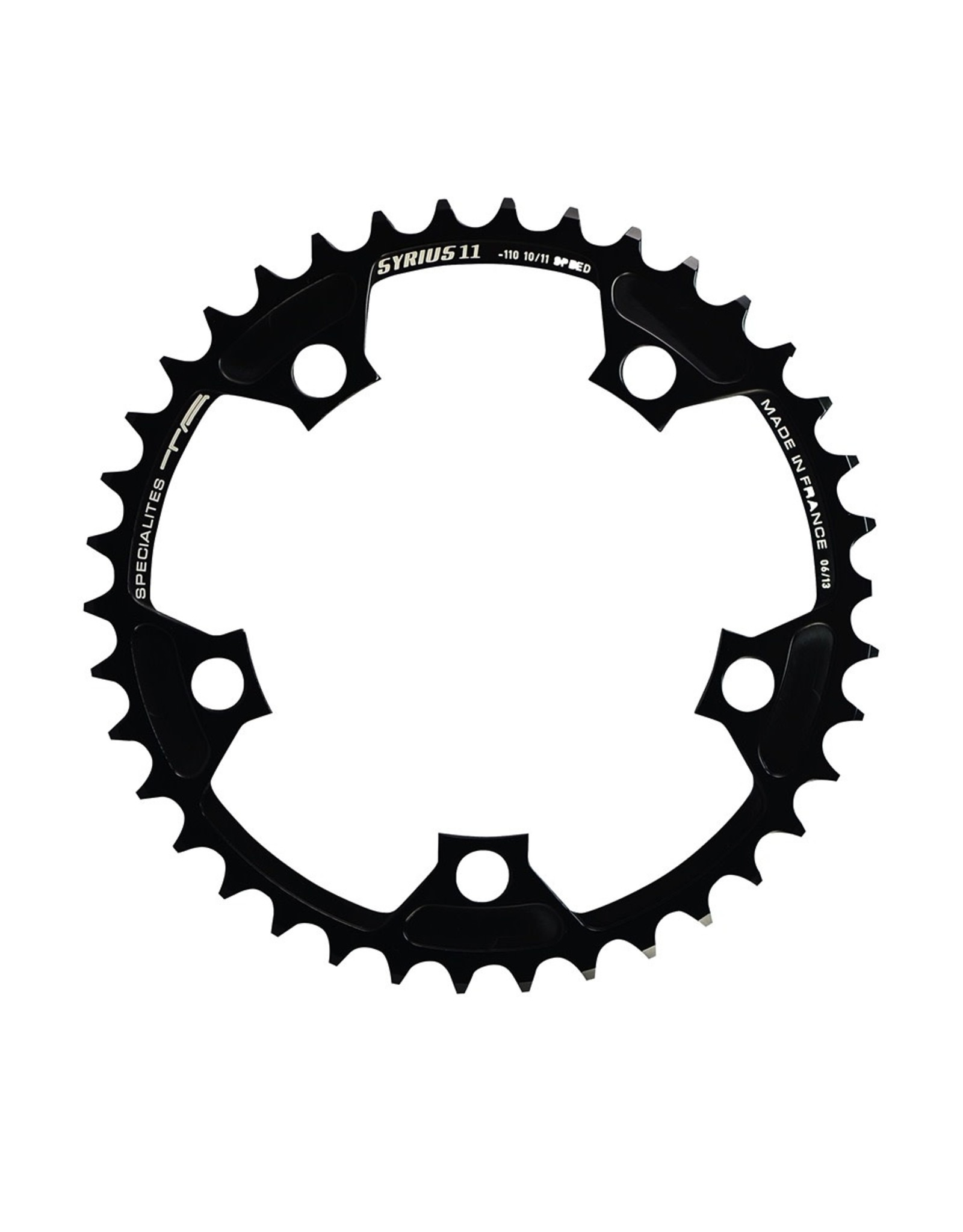Specialites TA Chainring Syrius 110 BCD
