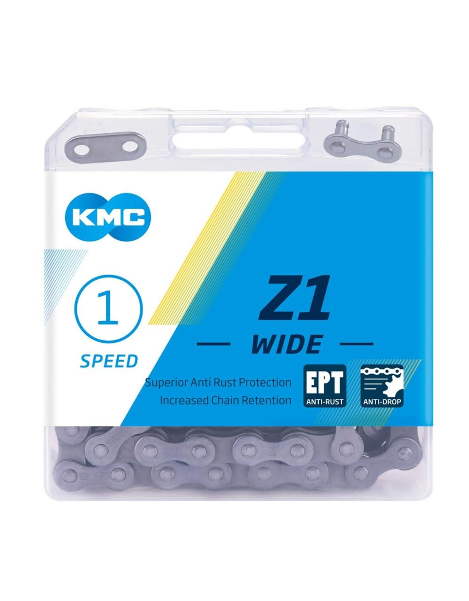 KMC Chain Single Speed Z1 Wide EPT