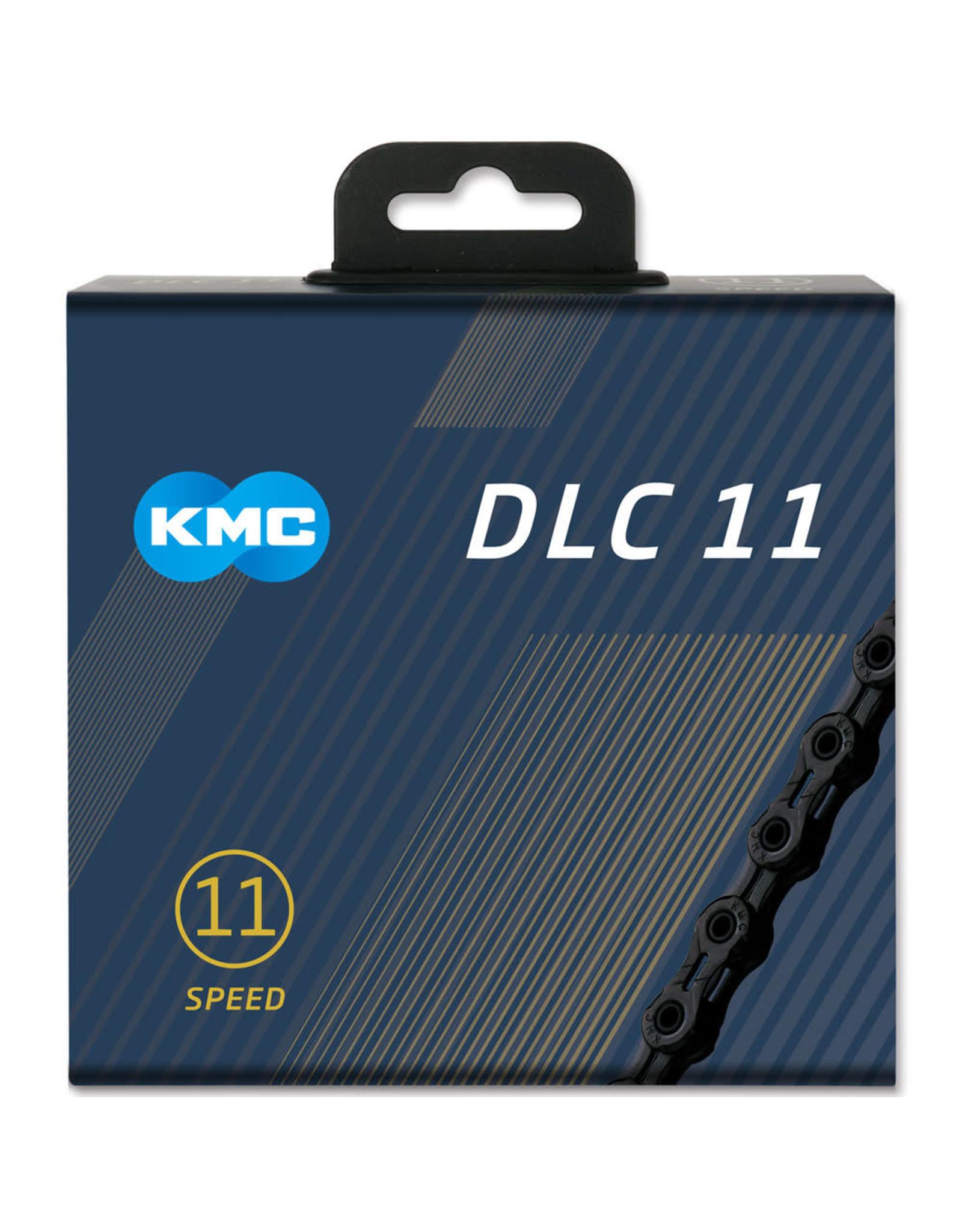 KMC Chain 11 Speed DLC X11 Black