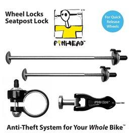 Pinhead Wheel Lock Skewer 3-Pack