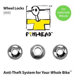 Pinhead Wheel Lock Solid Axle M9
