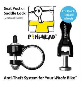 Pinhead Lock Seatpost 31.8/28.6