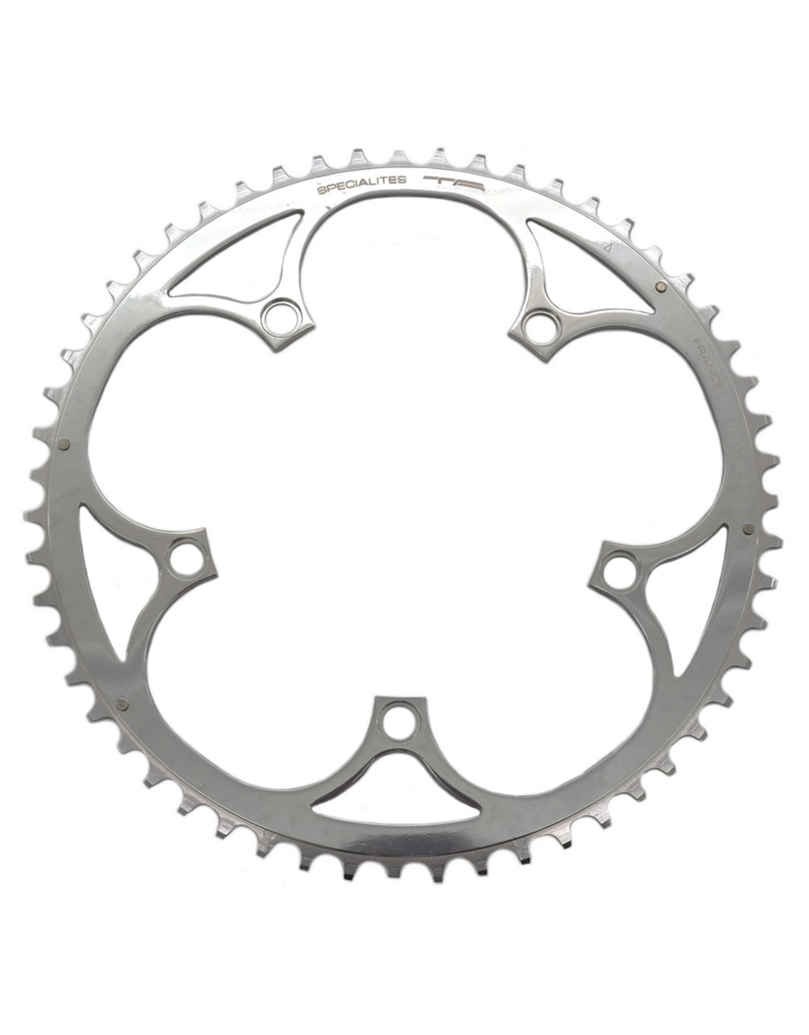 Specialites TA Chainring Road 135 BCD Silver