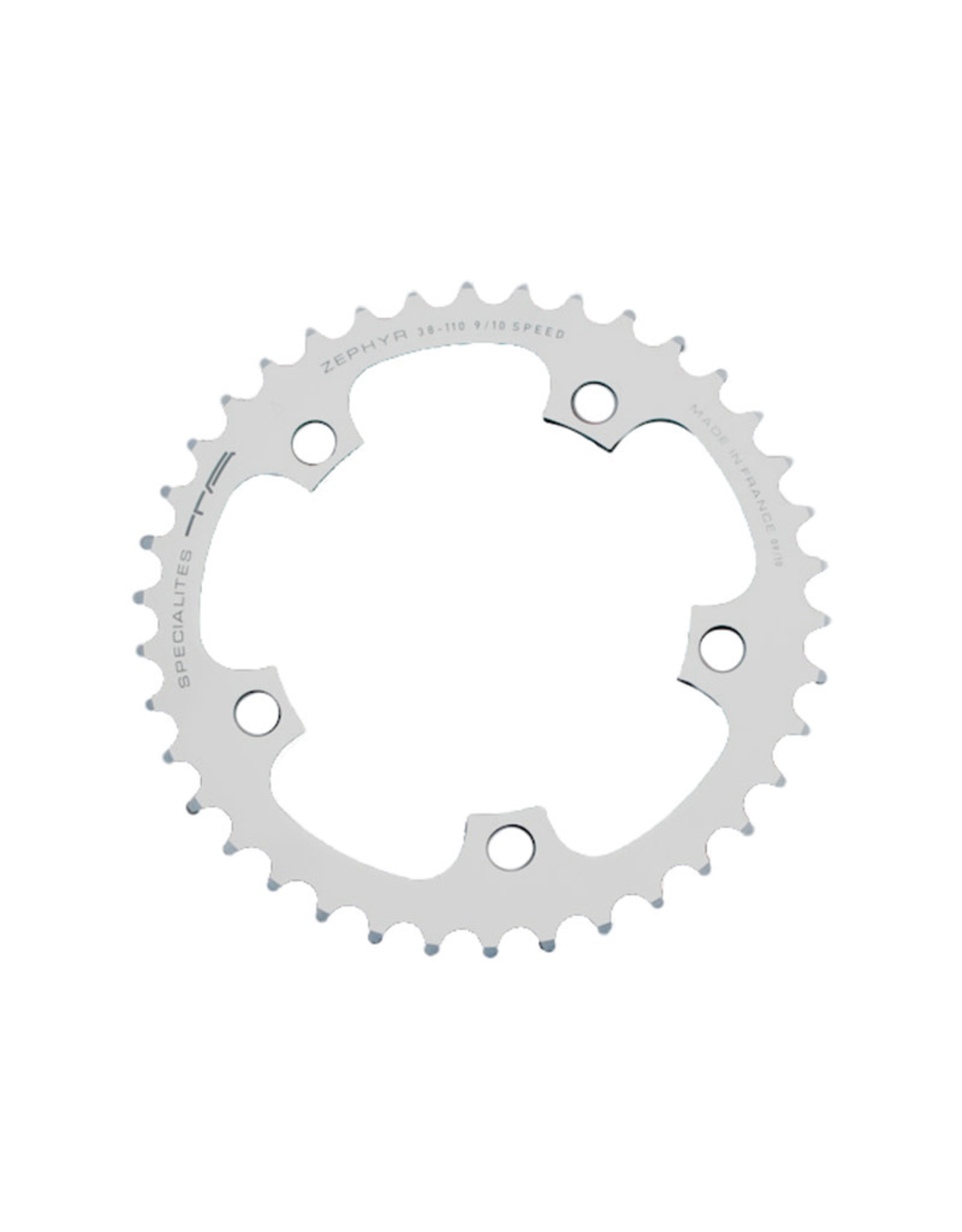 Specialites TA Chainring Road 110 BCD Compact Silver