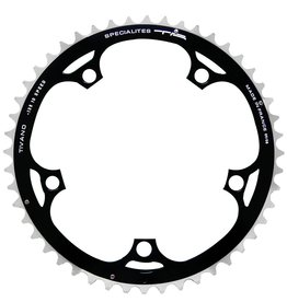 Specialites TA Chainring Road 135 BCD Black