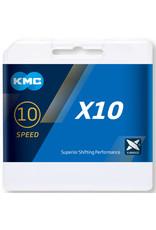 KMC Chain 10 Speed X10 Black