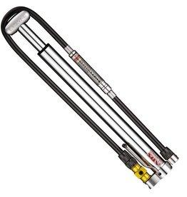 Lezyne Pump HP Micro Floor W/Gauge