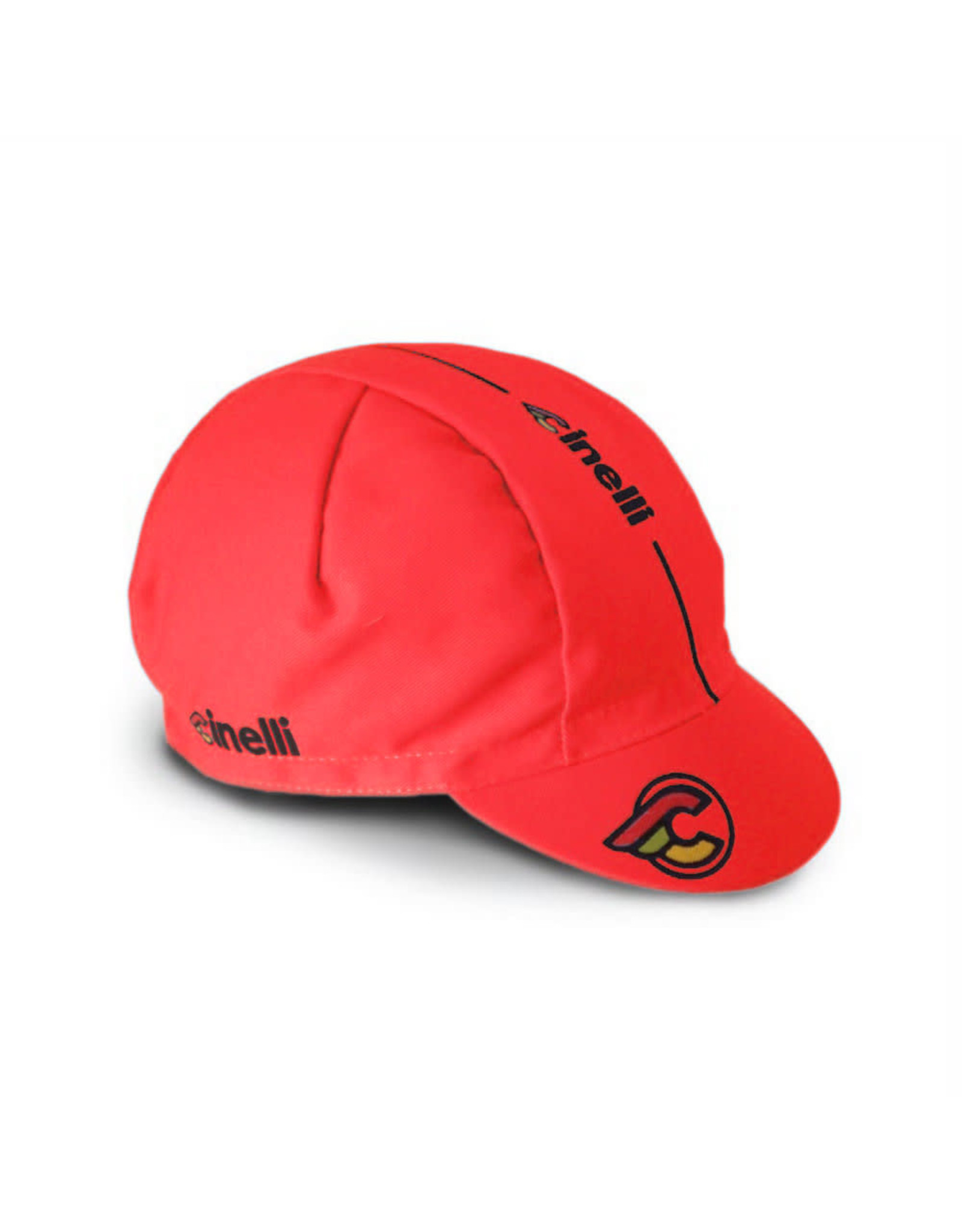 Cinelli Cycling Cap Red UNI