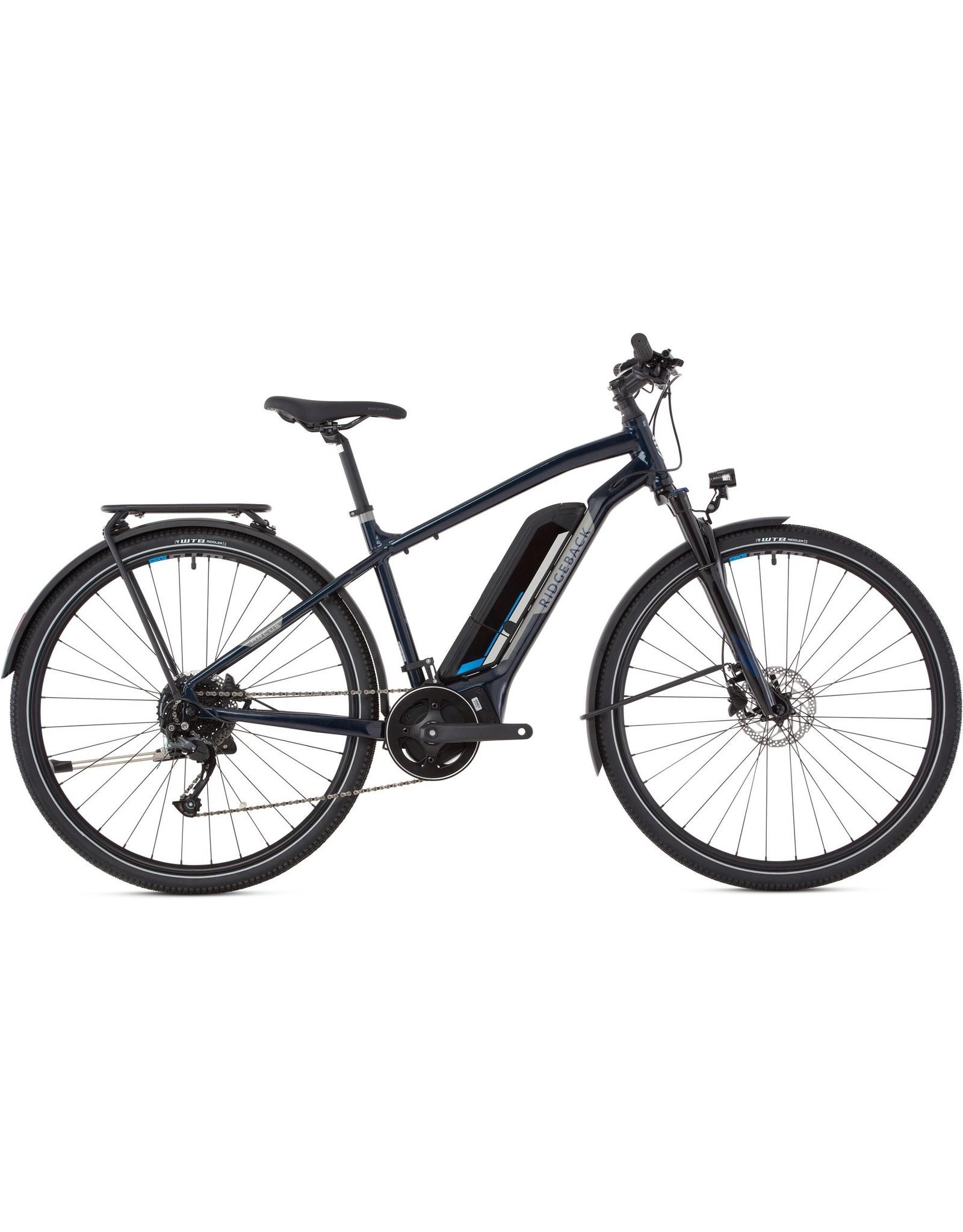 Ridgeback 2021 Ridgeback Arcus 2 Electric Bike in Blue
