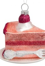 Vondels Ornament pink cake
