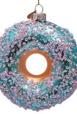 Vondels Ornament donut mint