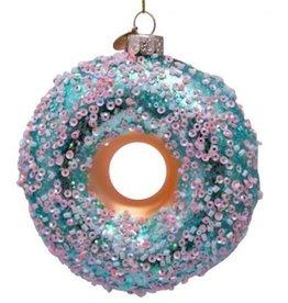 Vondels Ornament donut mint