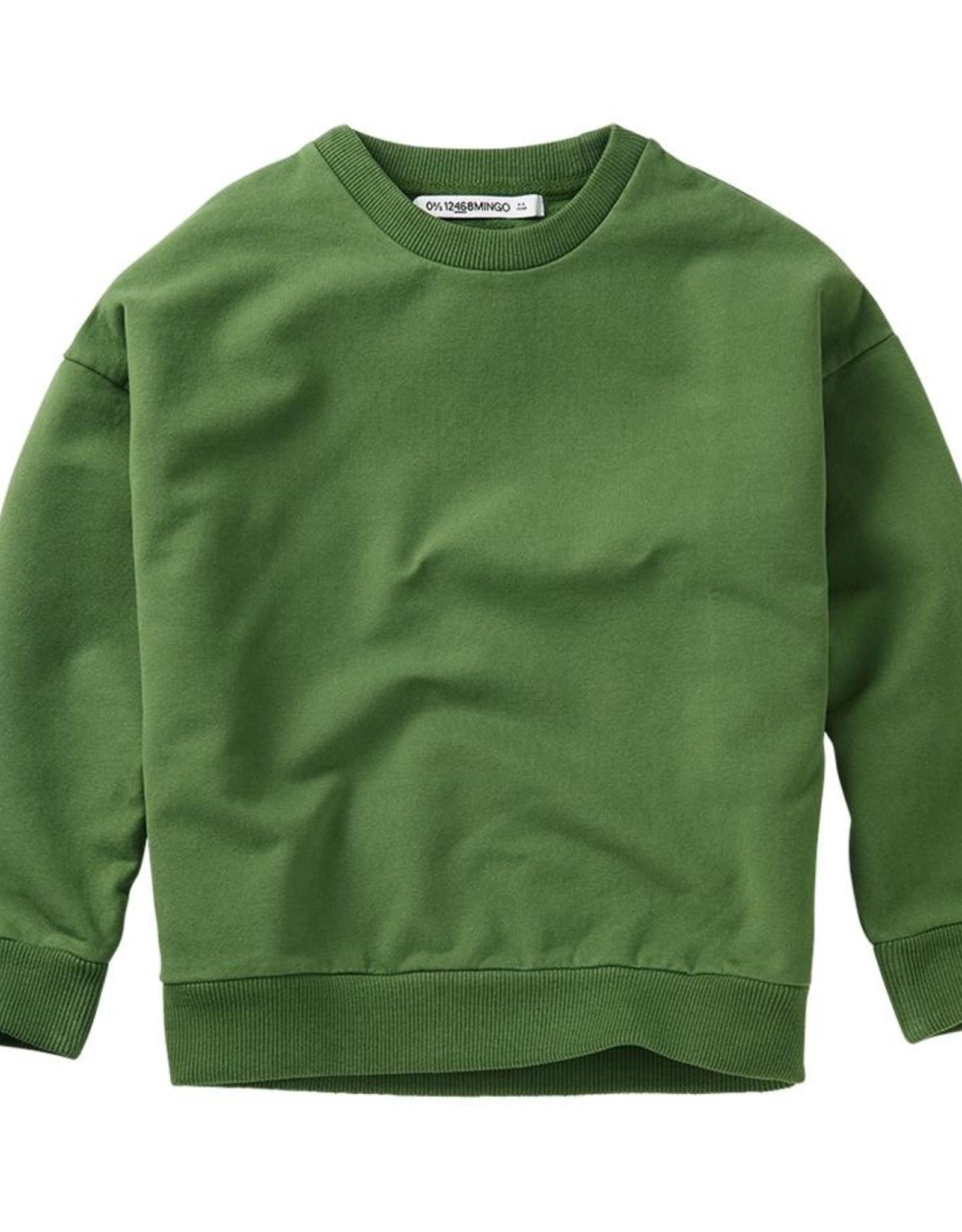 Mingo Sweater moss green