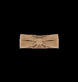 House of Jamie Bow tie biscuit rib velvet
