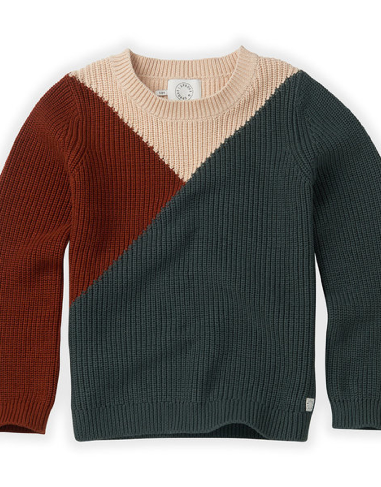 Sproet & Sprout Sweater colourblock