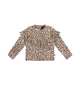 House of Jamie Volant sweater leopard