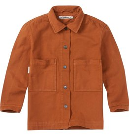 Mingo Jacket dark ginger