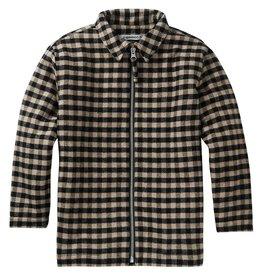 Mingo Flannel checked shirt