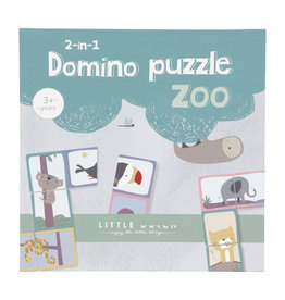 Little Dutch Domino Puzzel