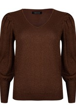 Ydence Nona top brown
