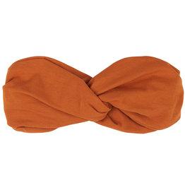 CarlijnQ CarlijnQ Twisted Headband rust