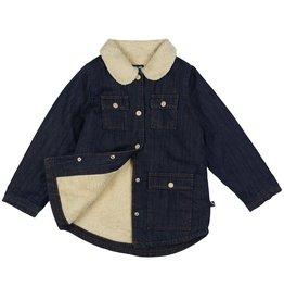 CarlijnQ Worker coat - denim