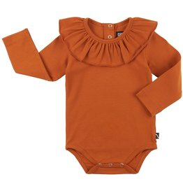 CarlijnQ CarlijnQ Basics - bodysuit big collar