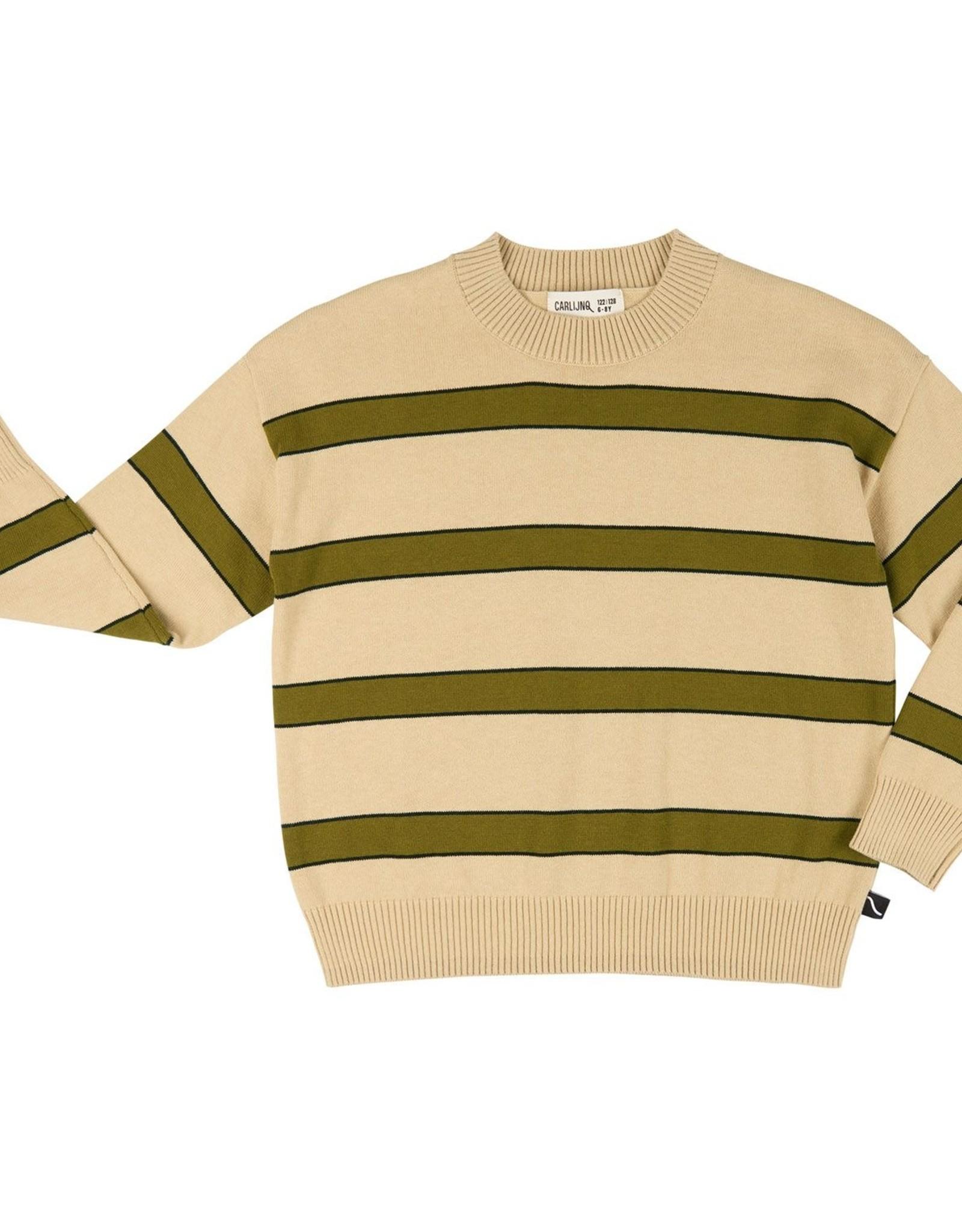 CarlijnQ CarlijnQ Basic knits - sweater stripes