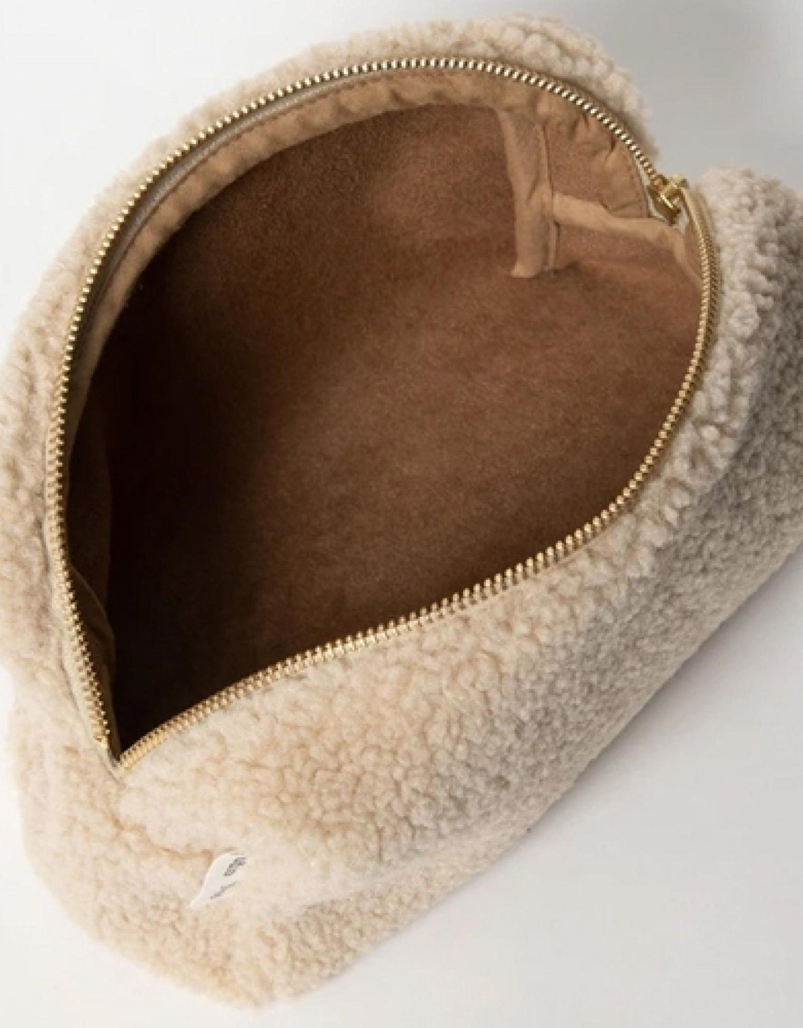 Studio Noos Studio Noos Chunky teddy pouches