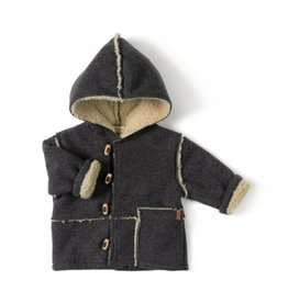Nixnut Nixnut Winter jacket antracite