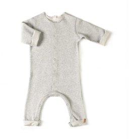 Nixnut Nixnut Born onesie grey