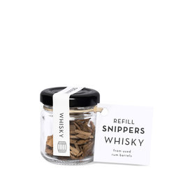 Snippers refill wiskey