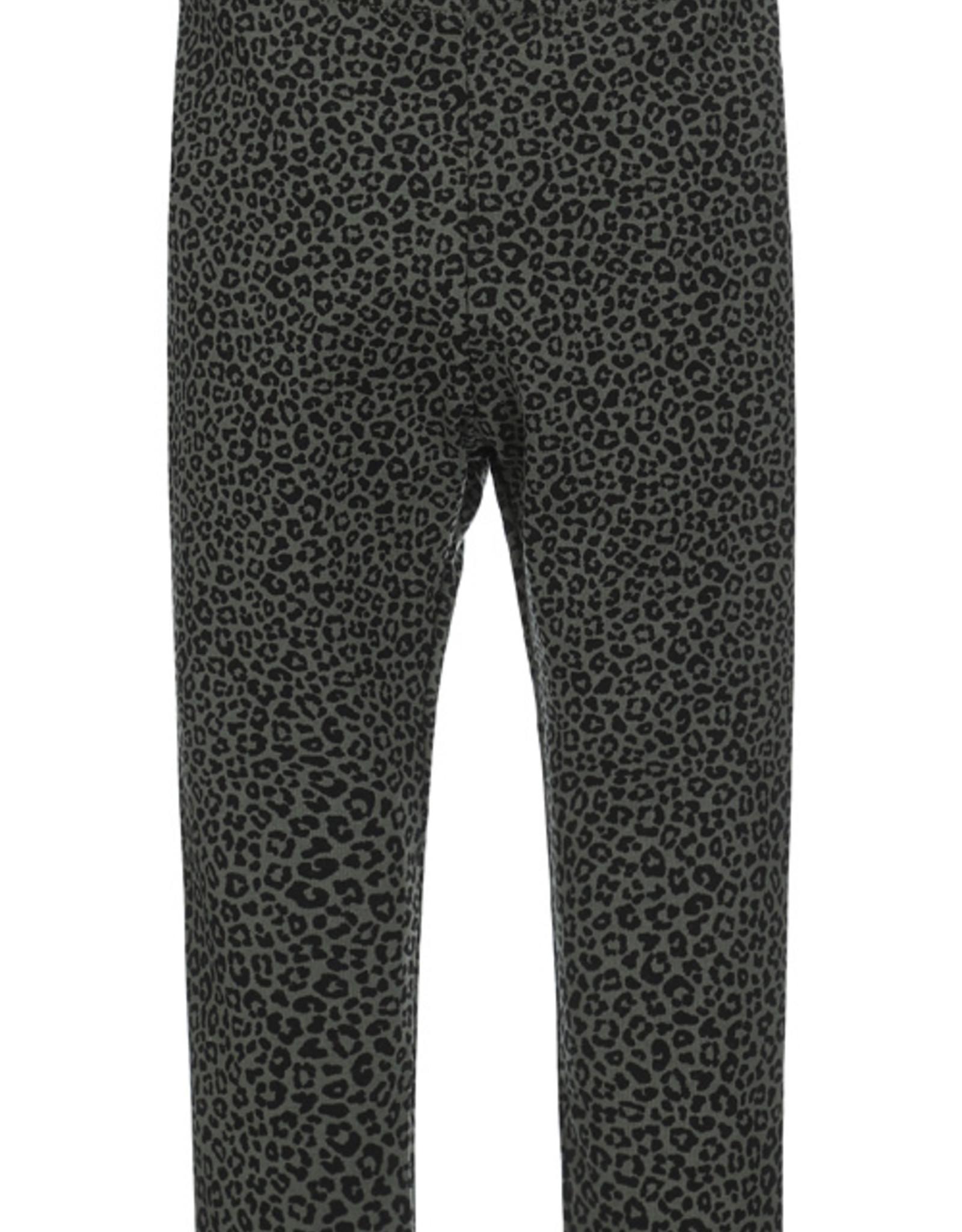 Legging Leopard Khaki