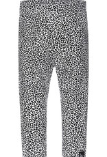 Legging Leopard wit