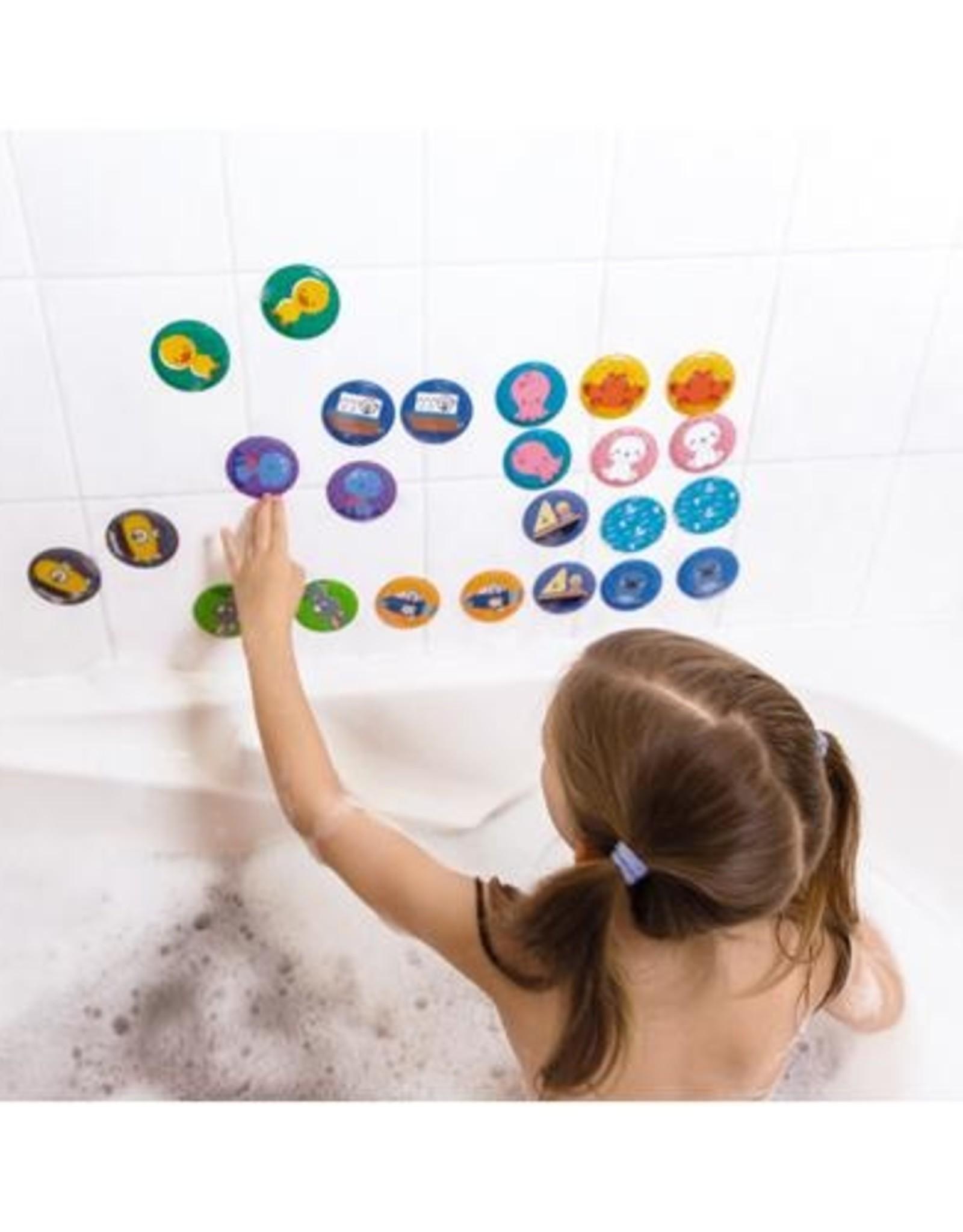 Badspeelgoed memory