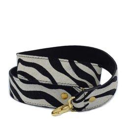 Strap zebra wit
