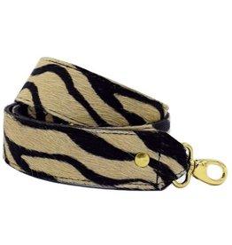 Strap zebra beige