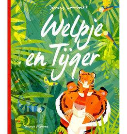 Welpje tijger