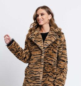 Ruth & Circle Nova Fur Jacket