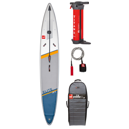 Red Paddle Co Red Paddle - 14'0 Elite - SUP Board 2021