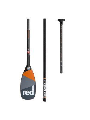 Red Paddle Co Red Paddle - Ultimate Carbon - 3-delige SUP Peddel