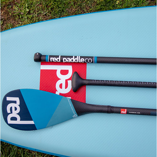 Red Paddle Co Red Paddle - Carbon 100 - 3-delige SUP Peddel