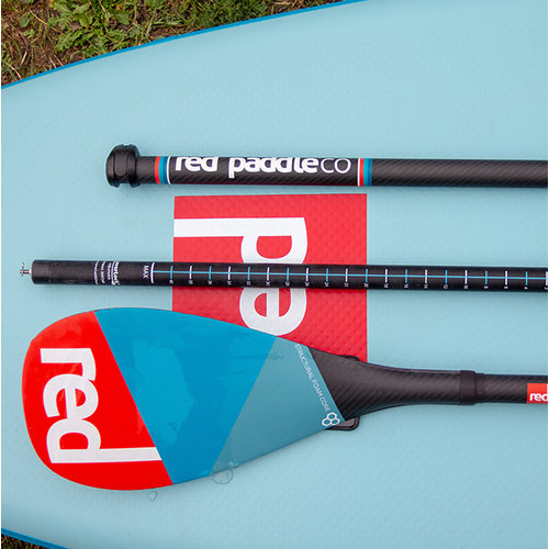 Red Paddle Co Red Paddle - Carbon 50 - 3-delige SUP Peddel
